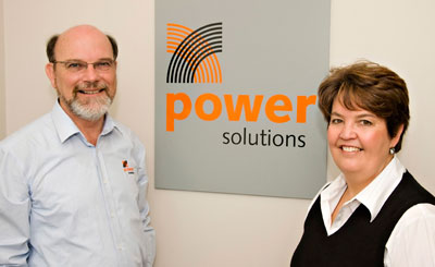 David & Judy Griffiths - Power Solutions